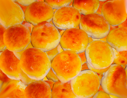 Pão de Batata de Queijo