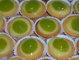 Mini Tortinha de Uva
